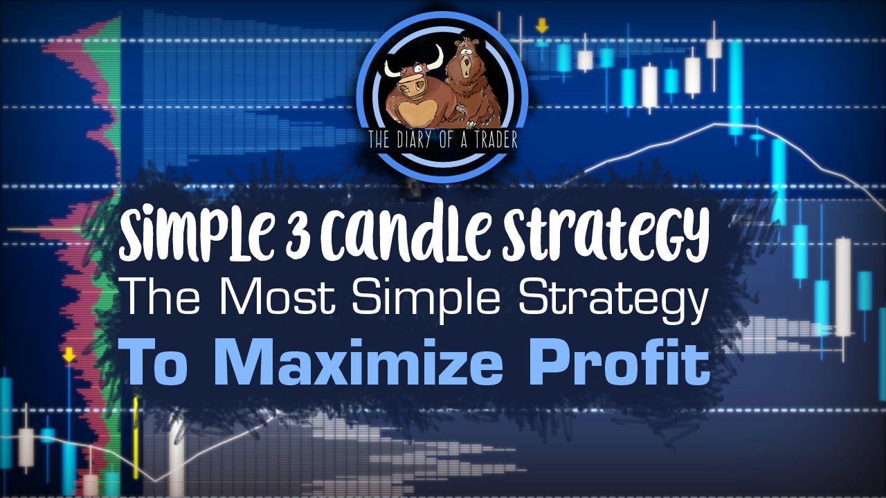 Binary options 3 candle strategy
