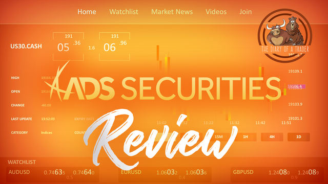 ads securities forex review